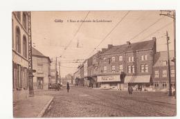 Gilly: 4 Bras Et Chaussée De Lodelinsart. - Charleroi