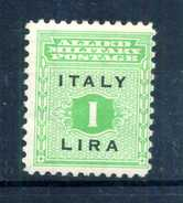 1943 Occup. Anglo-Amer. SICILIA N.6 *