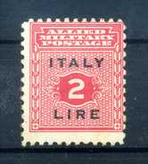 1943 Occup. Anglo-Amer. SICILIA N.7 *