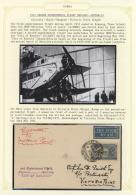 "Flugpost Übersee: 1931: ""Second Experimental Flight England-Australia"": Two Covers From Calcutta To Rangoon/Burma R"