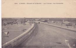 Cpa-72-la Mans--circuit De La Sarthe-tribunes-vue D'ensemble-edi Dolbeau - Le Mans