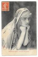 Cpa: ARTISTE - MADELEINE ROCH - Comédie Française - Cliché H. Manuel. 1912 - Artistes