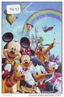 Télécarte JAPON DISNEY (4641)  THE DISNEY STORE  * PHONECARD JAPAN * Telefonkarte * - Disney