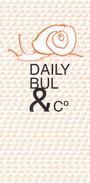 Escargot, Daily Bul, Balthazar Bury Etc. Invitation à L´exposition Photographie Et Daily Bul, La Louvière, 2016 - Programma's