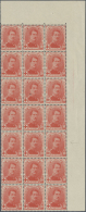 Belgien: 1914, Red Cross Issue Mnh Block Of 20