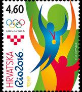 CROATIA 2016 Olympic Games Rio 2016 - Verano 2016: Rio De Janeiro