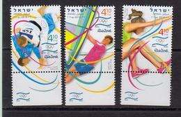 ISRAEL 2016 Olympic Games Rio 2016 - Verano 2016: Rio De Janeiro