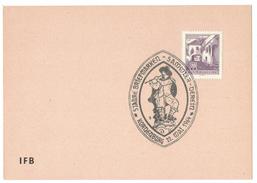 JP244     Austria, Österreich  - 5 Jahre BSV Korneuburg, Rattenfänger, Sage, Korneuburg 1964 - Poststempel - Freistempel