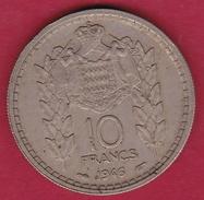 Monaco - Louis II - 10 Francs - 1946 - Monaco