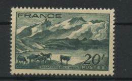 FRANCE - LAC DE LA MEIJE - N° Yvert 582** - France