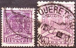 MÉXICO 1934 Folclore E Historia. USADO - USED - Mexiko