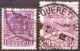 MÉXICO 1934 Folclore E Historia. USADO - USED - Mexique