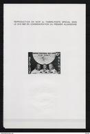 ZNP 2 MAANLANDING  ZWART WIT VELLETJE 1970