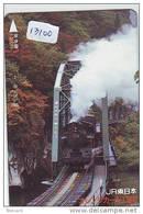 Carte Prépayée  Japon * TRAIN *  JR CARD (13.100) Japan Prepaid Card * Eisenbahn ZUG * Karte * TREIN * - Treinen