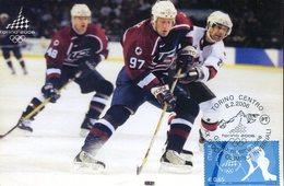 21673 Italia, Maximum 2006   Universiade,  Eis Hockey,  Hockey On Ice
