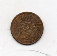 Token. Georges III. 1819 - Royaume-Uni