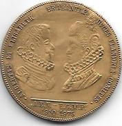 *EGMP Antwerpen  25 Jaar  1950-1975 - Souvenirmunten (elongated Coins)
