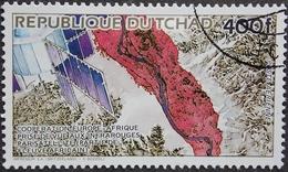 REPUBLIQUE DU TCHAD Y&T 279 (o) COOPERATION EUROPE AFRIQUE 400F RECTO VERSO - Chad (1960-...)