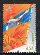 Australia SG1990 2000 Paralympics (1st) 45c Good/fine Used [9/11339/6D]