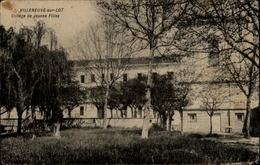 47 - VILLENEUVE-SUR-LOT - Collège - Villeneuve Sur Lot