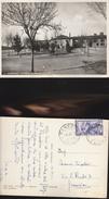 11576) PROVINCIA PAVIA GAMBOLO GAMBOLO' GIARDINI PUBBLICI VIAGGIATA 1953 RARA - Pavia