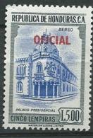 Honduras  - Service Pour La Poste Aérienne - Yvert N° 58 * *  - Bce 44 34 - Honduras