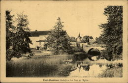 36 - PONT-CHRETIEN - - France
