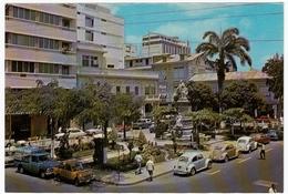 GUAYAQUIL, ECUADOR SUD AMERICA - MONUMENTO A PEDRO CARBO... - Vedi Retro - AUTOMOBILI - CARS - Ecuador