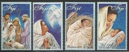2004 Fiji Christmas Complete Set Of 4 MNH - Fiji (1970-...)