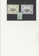 VIGNETTES ESPERANTO - 10 E CONGRES UNIVERSELLE - 3 VIGNETTES  : 1914 - Commemorative Labels