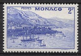 MONACO 1943 N° 257  NEUF** /Z90 - Unused Stamps