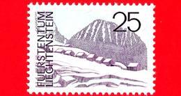 Nuovo - MNH - LIECHTENSTEIN - 1973 - Paesaggi - Landscapes - Kirchlispitz, Steg - 25