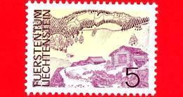 Nuovo - MNH - LIECHTENSTEIN - 1973 - Paesaggi - Landscapes -Silum - 5