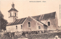Neuvelle Lès La Charité église Canton Scey - Autres Communes