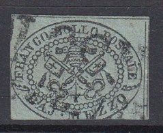 KERKELIJKE STAAT (ITALIE) 1852 Michel  1a  Used/fine  [  1093  ] - Etats Pontificaux