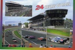 24 Heures Du Mans    -  CPM - Le Mans
