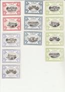 LOT DE 12 VIGNETTES ESPERANTO - 10 E CONGRES UNIVERSELLE -   : 1914 - Commemorative Labels