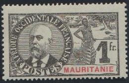 Mauritanie 1906 N° 14 MH Gouverneur Général Ballay    (E8) - Nuovi