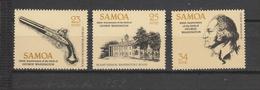 SAMOA Yvert 506 / 508 ** Neuf Sans Charnière - George Washington