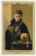 B.Gabriele Dell'Addolorata - Santino Inizio '900 - Devotion Images