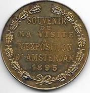 *l'exposition D' Amsterdam 1895  Coupier Fils & Drouart - Netherland