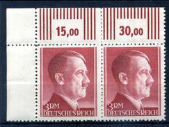 1941-42 TERZO REICH N.725 COPPIA MNH ** - Germania