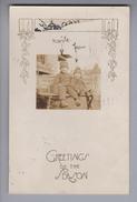 AK Amerika USA New York 1923-12-11 Privatfoto Mit Mavile+Jean Naegeli (Hirslanden Zürich) - Grand Central Terminal