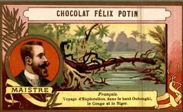 CHROMOS CHOCOLAT FELIX POTIN   MAISTRE - Chocolate