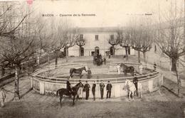 MACON CASERNE DE LA REMONTE (LE MANEGE) - Macon