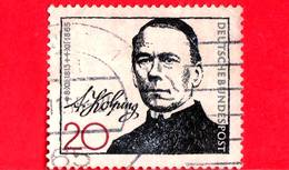 GERMANIA - Usato - Rep. Federale - 1965 - Kolping (1813-65). Fondatore Dell'Unione Cattolica Di Journeymen - 20 P
