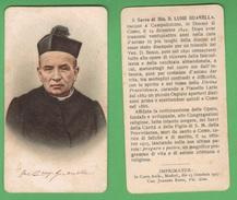 Don Luigi Guanella Campodolcino Holy Cards Images Religieuses Prières - Devotieprenten