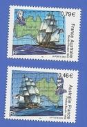 FRANCE 3476 + 3477 NEUFS ** EMISSION COMMUNE AVEC L'AUSTRALIE - France