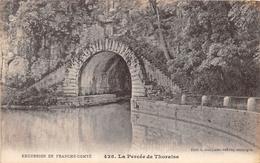 Thoraise Percée Canal Gaillard 426 Canton Boussières - Otros Municipios