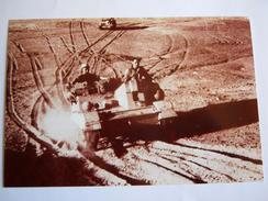 PHOTO MILITAIRE LA LEGION ETRANGERE A BIR HAKEIM EN MAI 1942 - Guerre, Militaire